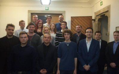 Dubnový Kulatý stůl mládežnických organizací